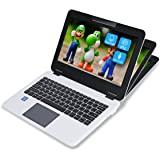 GEEKPLUS 迷你笔记本电脑学生,GEEKPLUS 笔记本电脑 11.6 英寸 Windows 10 笔记本电脑 6…