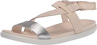 ECCO Simpil 女士系带凉鞋