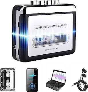 盒式播放器,盒式磁带到 MP3 转换器,Walkman 磁带播放器,便携式磁带播放器和录音机,磁带到数字转换器