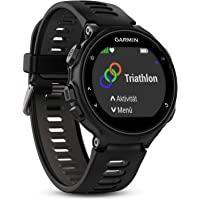 Garmin 佳明 Forerunner 735XT GPS 多功能运动跑步手表 - 黑色/灰色