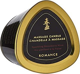 Shunga 草莓葡萄*浪漫按摩蜡烛