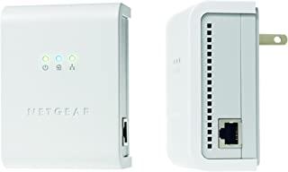 Netgear 85Mbps 电力线网络适配器套件 - XETB1001