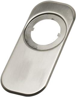 Amig - 6357 徽章型号10 | 不锈钢 18/8 | 哑光 | 165 x 74 毫米