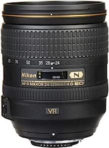 Nikon 尼康 AF-S 尼克尔 24-120mm f/4G ED VR 单反镜头