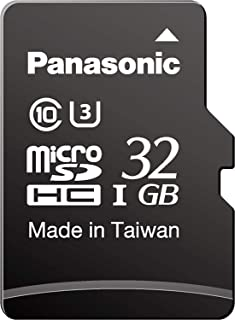 Panasonic 松下电器 产业用/业务用 高耐久microSD卡 3D pSLC 32GB TA系列 RPTMTA32SWA