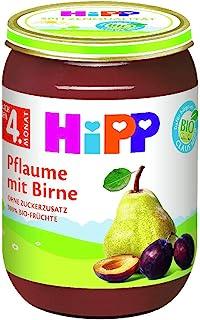 Hipp 喜宝 李子 梨果泥,6罐装(6 x 190克)