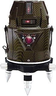 山真制锯(YAMASHIN) 凤凰传感器激光放线器 (仅主体)类型 PXR-9s (垂直4・水平4・地墨照射)