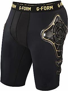 G-Form Pro-X Compression Shorts 黑色/黄色 X大码