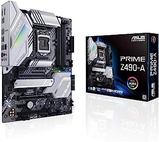 ASUS INTEL Z490 搭载LGA1200 PRIME Z490-A 【 ATX 】
