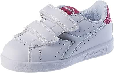 Diadora 女式 Game P Td 女孩学步鞋
