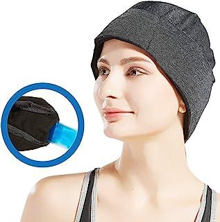 偏*缓解冰包帽,头部凝胶冰帽,缓解张力*