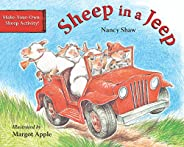 Sheep in a Jeep (Read-aloud) (English Edition)