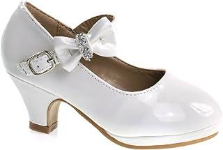 Forever Link 女童玛丽珍高跟鞋.