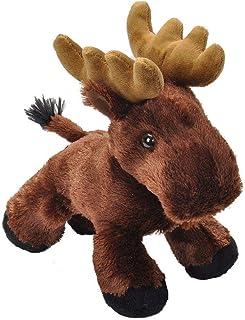 Wild Republic Hug'ems 软玩具,送给孩子的礼物 baby,adult,children,teenager 驼鹿