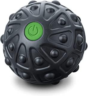 Beurer MG 10按摩球,具有振动、符合人体工程学的形状和深层表面结构,用于肌肉紧绷部位的有针对性的触发点按摩