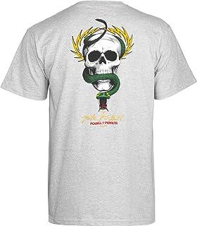 Powell-Peralta McGill 骷髅和蛇 T 恤