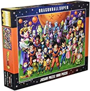 1000片 拼图 《龙珠Z(Dragon Ball Z)》 超大集合!(50×75厘米) 单件商品 套装商品 51x73.5cm 超超大集合!
