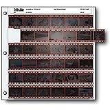 35mm 档案纸容量负纸可容纳六个相框 1包 透明