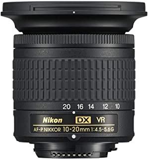 Nikon 尼康 VR镜头 AF-P DX NIKKOR 10-20mm 1:4.5-5.6G,黑色