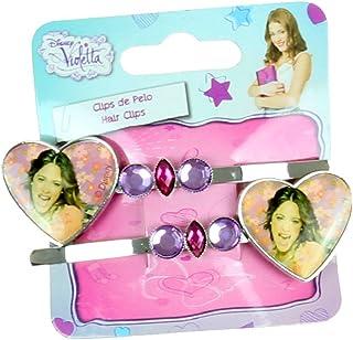 Violetta – 发夹,型号分类:心形/花朵