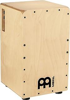 Meinl Percussion Pickup Cajon Box 鼓带响乐效果和电子,适用于功放或 PA 系统 — 非中国制造 — 波罗的海桦木工艺系列,2 年保修 (PWC100B)
