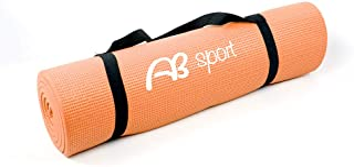 Absport) 训练/瑜伽垫 8mm/橙色 AP-51-0.8 50089
