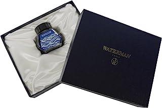 Waterman 威迪文 礼品盒 瓶装套装 神秘蓝(蓝黑)S2270120G 50ml 正规进口商品