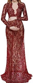 女式孕妇摄影礼服露肩雪纺前开叉礼服婚纱孕妇礼服拍照