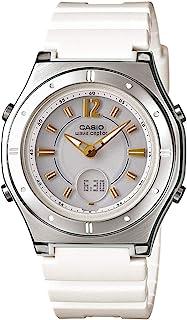 Casio 卡西欧 手表 WAVE CEPTOR系列太阳能电波手表 LWA-M142-7AJF 女表