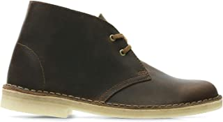 Clarks 女 马丁靴Desert Boot. 261071624