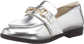 Oriental TRaffic 儿童 童鞋 男女通用 男孩 女孩 平底鞋 易穿 轻便 方便行走 入园式 K-002