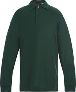 Tommy Hilfiger 汤米·希尔费格长袖珠地布 Co-ed 儿童 Polo 衫