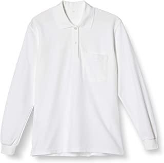 (Catch) Catch 长袖马球衫 女性 白色 素色