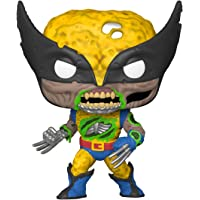 Funko 49123 POP Marvel Zombies-Wolverine Collectible 玩具, 多种颜…