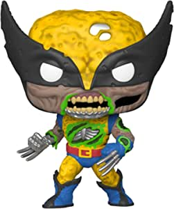 Funko 49123 POP Marvel Zombies-Wolverine Collectible 玩具, 多种颜色