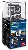 National Geographic 国家地理 全高清运动相机,12 MP,140° 广角镜头,1920 x 1080…