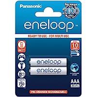 Panasonic 松下电器 eneloop 即用型Ni-MH电池 AAA Micro min. 750mAh,支持21…