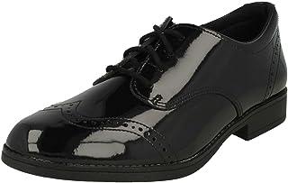 Clarks 女孩 Sami Walk Y 玛丽珍鞋