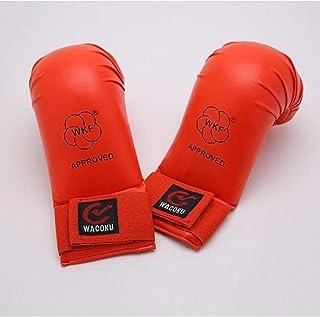 MAR International WKF 批准手腕带拇指手套