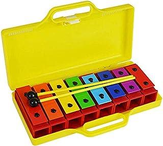 A-Star 音棒套装 带 2 个鼓槌和手提袋 彩虹色 8 件
