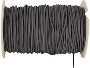 SGT KNOTS Polyester Lift Cord/Mini Blind/Roman Shade Made in USA - Several Colors & Sizes (1.4 mm x 100 yards - Raw Umber)