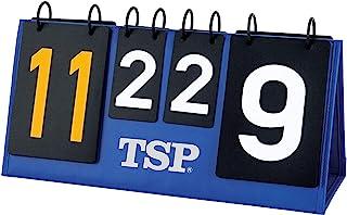 TSPTSP乒乓球 得分板 TSP柜子 【得分0~21(0-9黄/10-21白) 游戏账户0~5】 043560