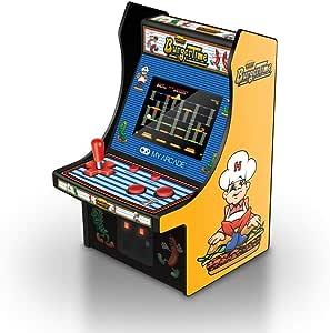 My Arcade BurgerTime Micro Player 6 英寸收藏版拱廊