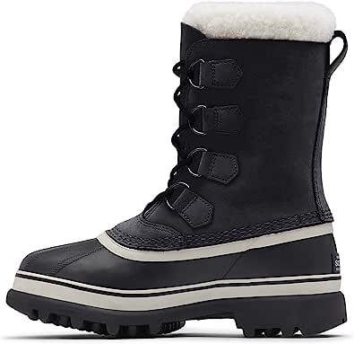sorel 女式 caribou 靴子