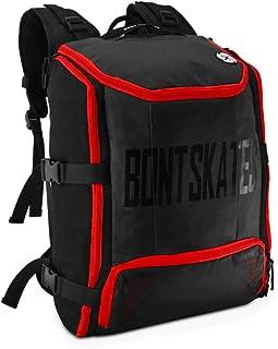 Bont Skates | 多功能运动滑板背包旅行包 | 内联溜冰轮滑冰四速滑冰