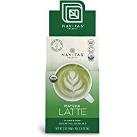Navitas Organics 抹茶拿铁,10 个单品袋-有机、非转基因、不含乳制品