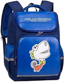 HELLO DRAGON 009AGS 电脑笔记本电脑背包和学生背包 robin 蓝 39CM*31CM*22CM