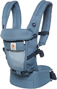 Ergobaby Adapt Cool Air - 牛津婴儿背带 - 蓝色