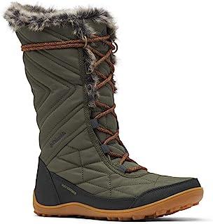 Columbia 女士 Minx Mid Iii 雪地靴