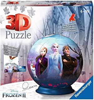 Ravensburger 3D拼图 11142 冰雪奇缘2,72片